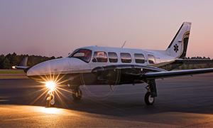 LifeNet Fixed Wing Air Ambulance Plane Texarkana (TXK)