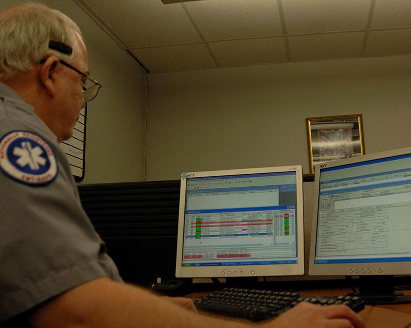 LifeNet Dispatch Center Expansion 2001