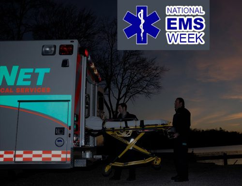 LifeNet Recognizes 2005 Stars of Life During EMS Week