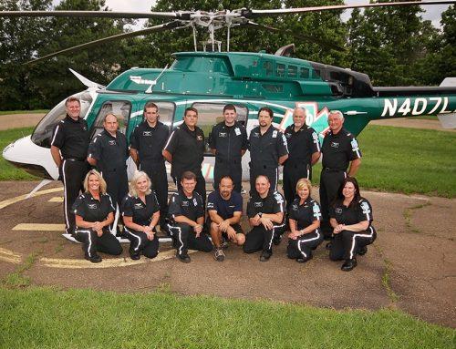 LifeNet Air Celebrates 30th Anniversary of First Flight