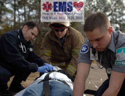 LifeNET EMS Celebrates Emergency Medical Services Week