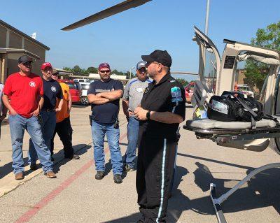 LifeNet Air, Landing Zone Class, Avery VFD