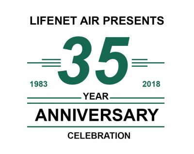 LifeNet Air 35th Anniversary Air Helicopter Texarkana, Texas