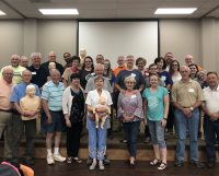 University Heights Baptist Church Stillwater, OK CPR Class LifeNet EMS