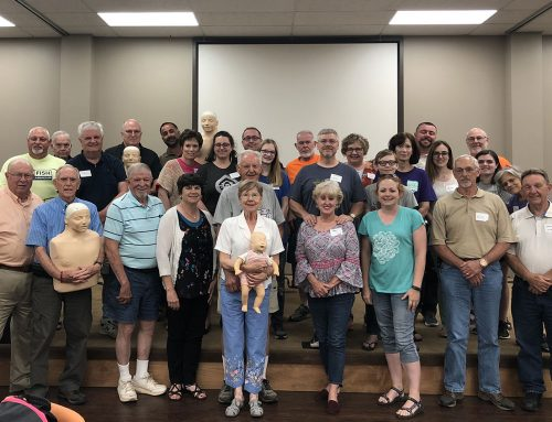 Stillwater Church Members Learn CPR from LifeNet