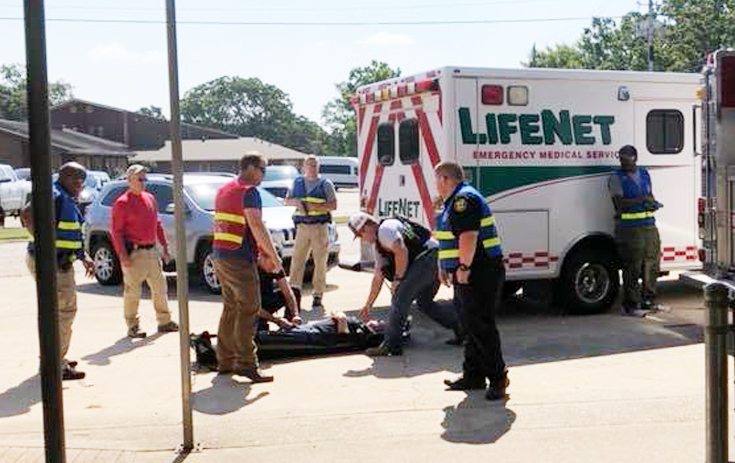 Active Attack Integrated Response Course EMS