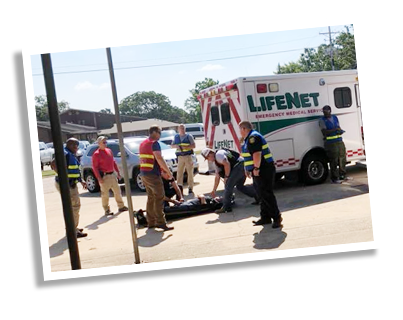 Active Attack Integrated Response Course Texarkana Lifenet Ambulance