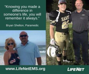 Bryan Shelton, Paramedic Jobs at LifeNet in Texarkana, Texas