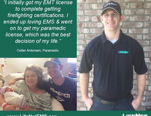 Employee Spotlight: Colter Antonsen, Paramedic, Hot Springs, AR