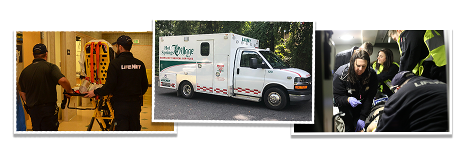 Hot Springs Village POA Ambulance Benefits LifeNet EMS