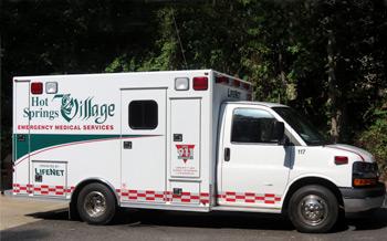 Hot Springs Village Ambulance