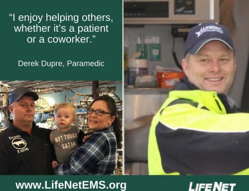 Employee Spotlight: Derek Dupre, Paramedic, Hot Springs, AR