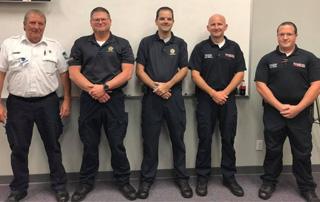 Texarkana Crime Scene Investigators visit LifeNet EMS