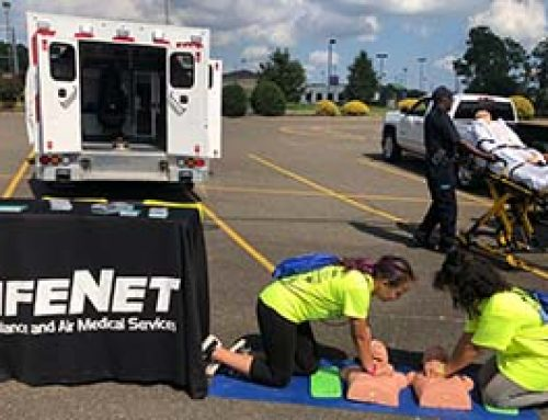 LifeNet Participates in Berry Global's 3rd Annual Safety Awareness Day