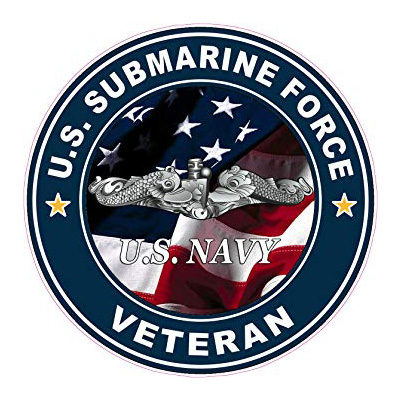 US Navy Submarine Force Veteran