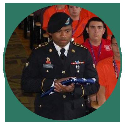 Devante Johnson, US Arm Reserve