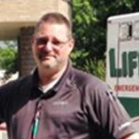 James Stine, Paramedic, LifeNet