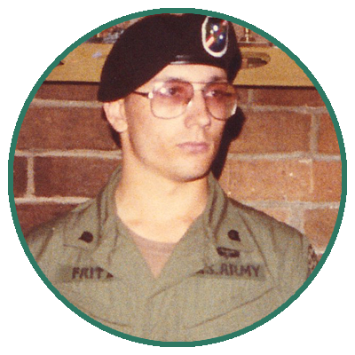 Joe Fritz, US Army Veteran