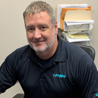 Tommy SIngleton, Operations Manager, LifeNet EMS Malvern, AR