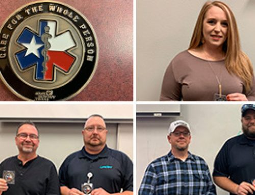 5 Employees Receive Top Honors for Customer Service