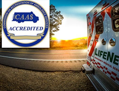 LifeNet, Inc. Maintains EMS Gold Standard with CAAS Accreditation