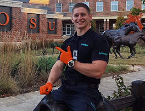 Hunter Poston Named 2019 Star of Life in Stillwater
