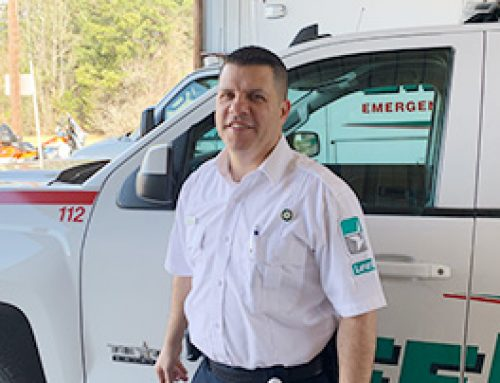 Shon Matthews Named 2019 Star of Life in Texarkana