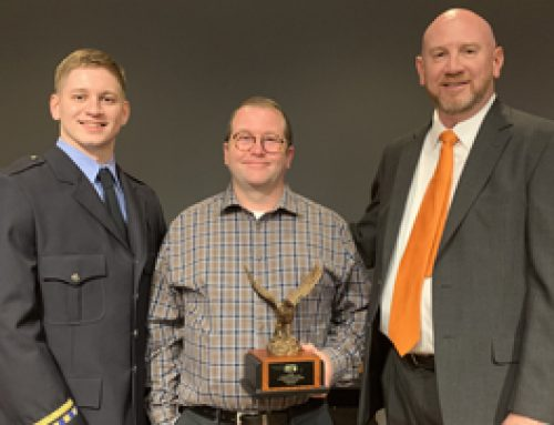 Two LifeNet Employees Honored at OKAMA Stars of Life Banquet