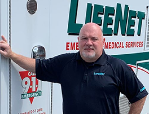 Hall Named New Director of Operations for LifeNet in Hot Springs