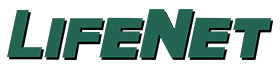 LifeNet Emergency Medical Services (EMS) Logo