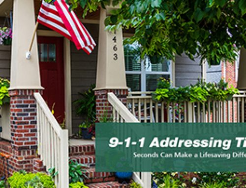 10 Steps to Properly Display Your 9-1-1 Address