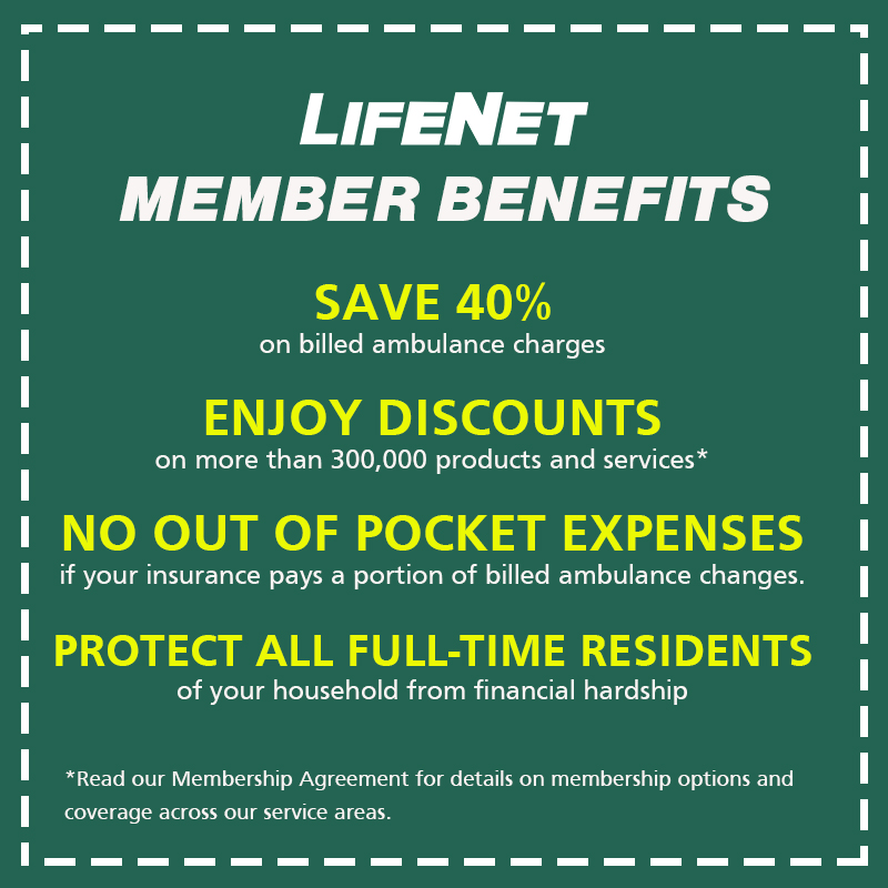 LifeNet Ground Only Membership (Monthly)