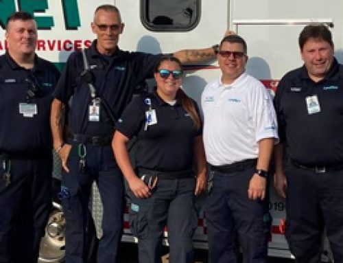 LifeNet, Inc. Begins Providing Ambulance  Service in Morris County