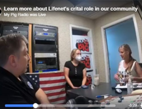 My Pig Radio: LifeNet in the Community